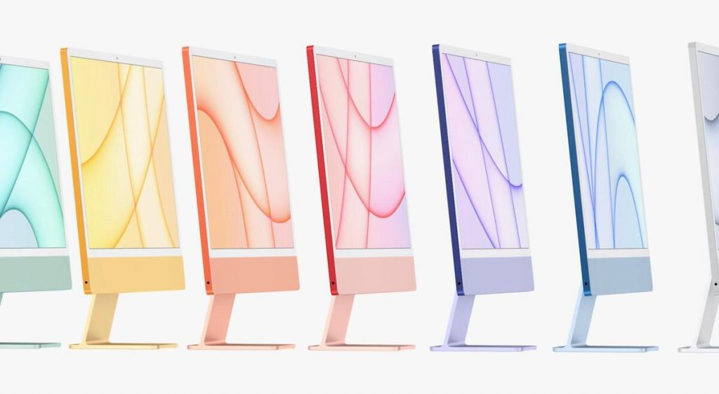 Apple iMac M1 Processor 24 Inch Arrives to India - Price ...